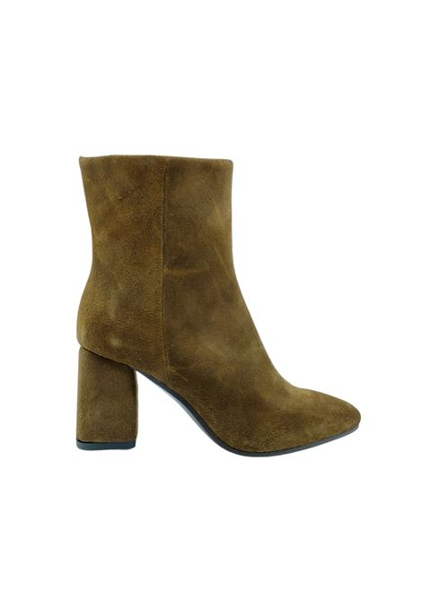 Women's High Heel Ankle Boots Salvador Ribes | Ankle Boots | COLORAD01MORO