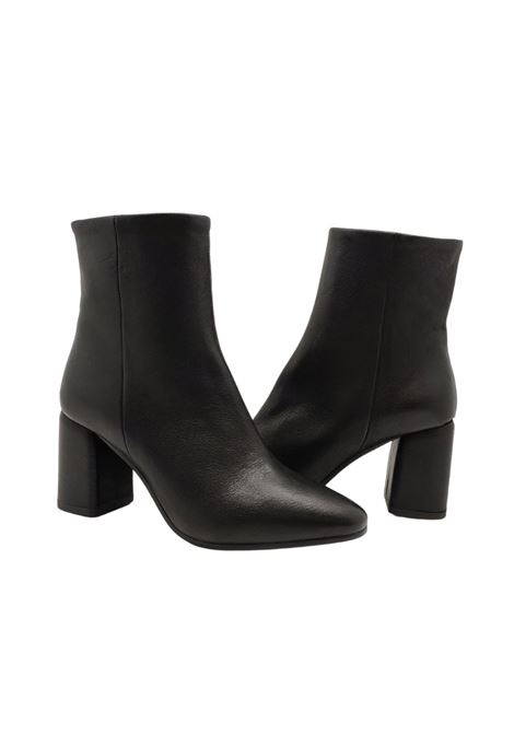 Women's High Heel Ankle Boots Salvador Ribes | Ankle Boots | COLORAD01NERO