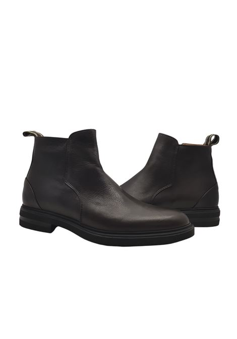 Men's Zip Ankle Boots Rogal's | Ankle Boots | 719MORO