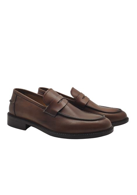 Men's Loafers Rogal's | Mocassins | 723CUOIO