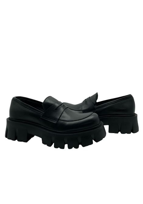 Tattoo | Mocassins | 140NERO
