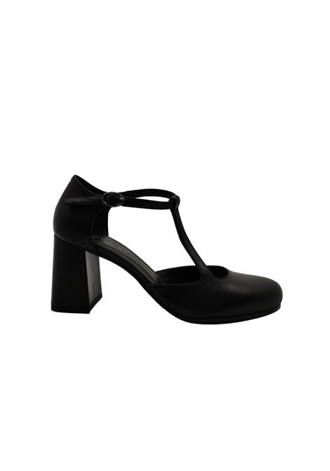 Woman Décolleté Strap Tattoo | Pumps | E820NERO