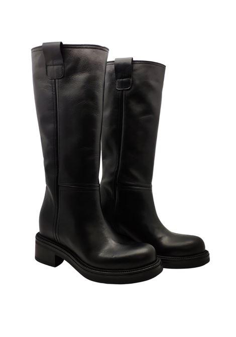 Women's Amphibious Boots Tattoo | Boots | FIAMMA3NERO