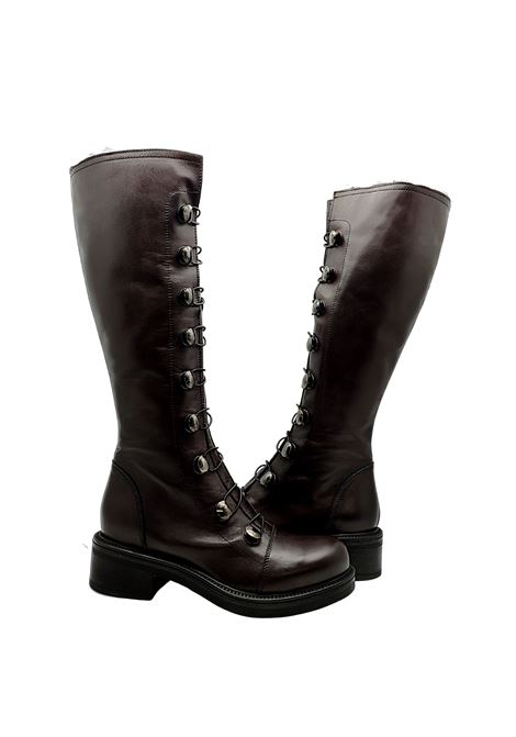 Boots Amphibious Studs Woman Tattoo | Boots | GAIA 24MORO