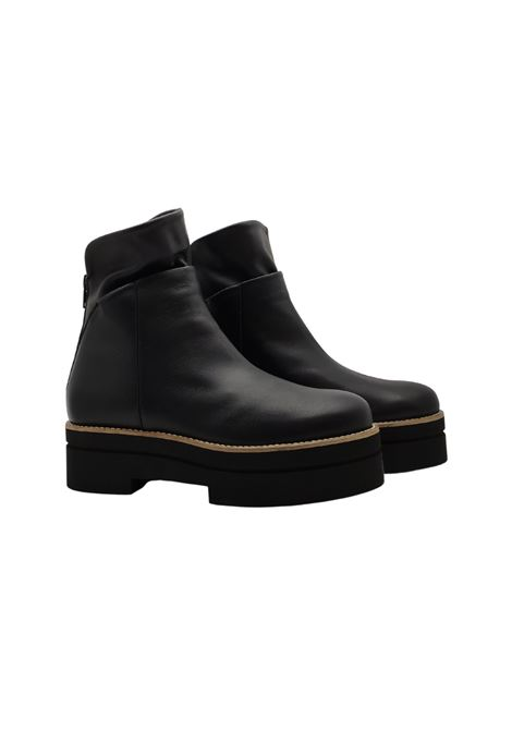 Wedge Ankle Boots Woman Tattoo | Ankle Boots | P28NERO