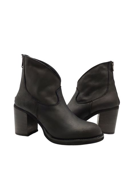 Women's High Ankle Boots Tattoo | Ankle Boots | SABRINA7NERO