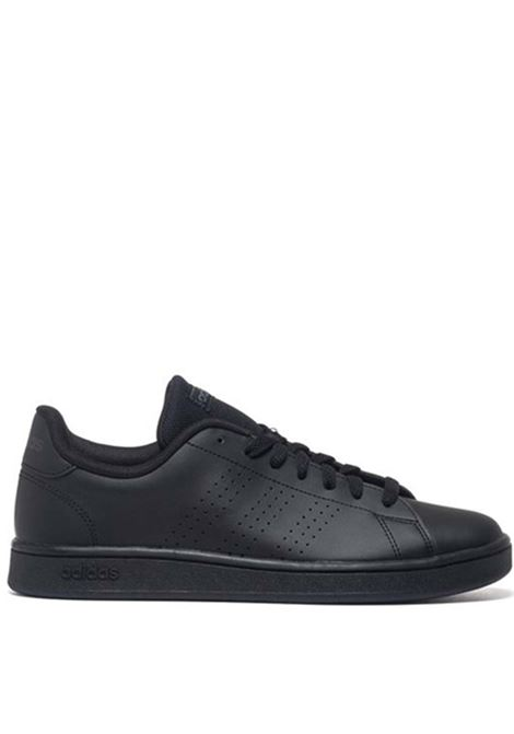 Calzature Uomo Sneakers Advantage Base in Ecopelle Nera EE7693 Adidas | Sneakers | ADVANTAGE BASEEE7693
