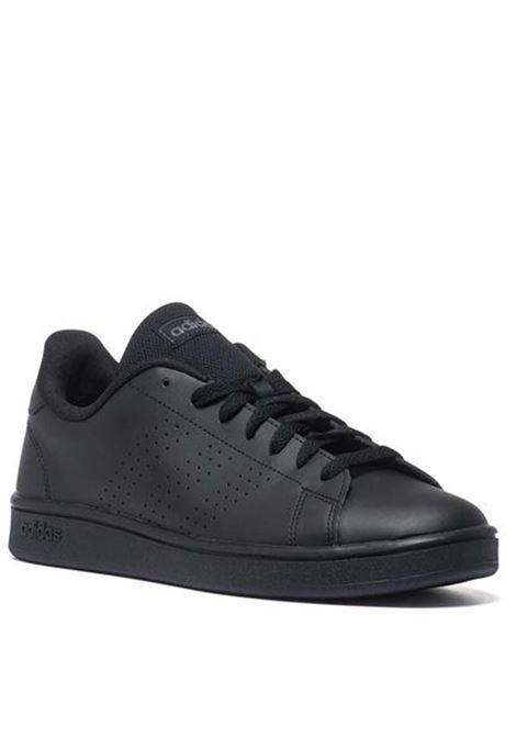 Men's Shoes Sneakers Advantage Base in Eco-leather Black EE7693 Adidas | Sneakers | ADVANTAGE BASEEE7693