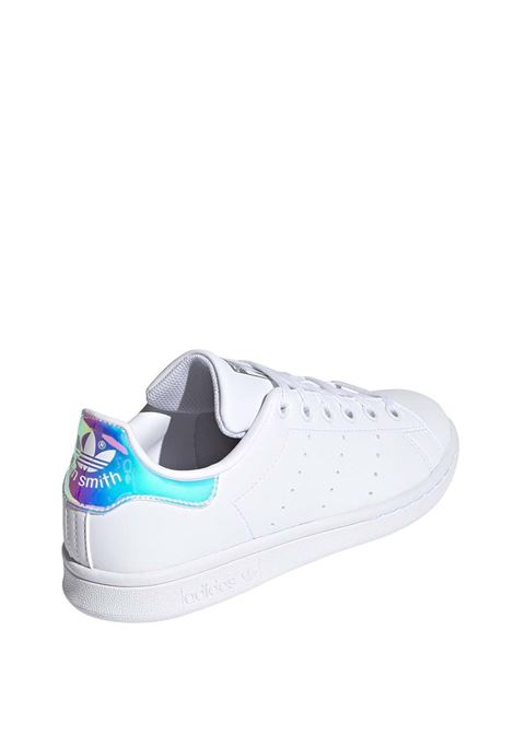 Women's Sneakers Stan Smith in Eco-leather White and Multicolor FX7521 Adidas | Sneakers | STAN SMITH JFX7521
