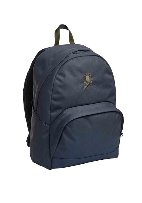 Unisex Icon Collection Orik Blue Monochrome Backpack with Padded Back and Logoed Shoulder Straps 206002108 Invicta | Bags and backpacks | ORIK531
