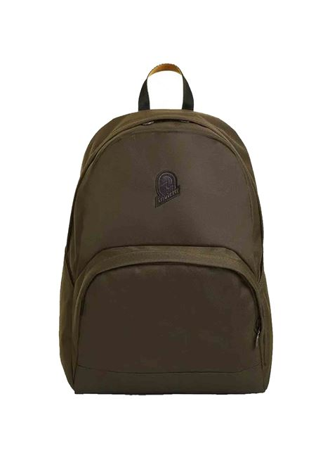 Unisex Icon Collection Orik Army Green Monochrome Backpack with Padded Back and Logoed Shoulder Straps 206002108 Invicta | Bags and backpacks | ORIK666