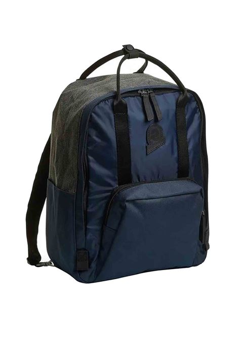 Unisex Icon Collection Shylla Blue Monochrome Backpack with Padded Back and Shoulder Straps 206002115 Invicta | Bags and backpacks | SHYLLA PREMIUM531