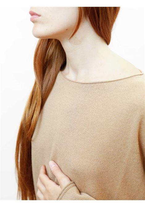 Abbigliamento Donna Maglia Wool & Cachemire Biscotto con Scollo Largo Maliparmi | Maglieria | JQ48787425712071