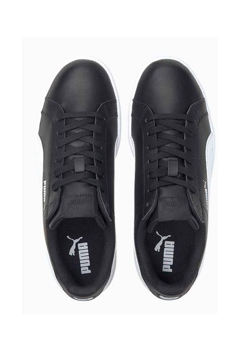 Calzature Uomo Sneakers Smash V2 in Ecopelle Nero 365215-004 Puma | Sneakers | SMASH V204