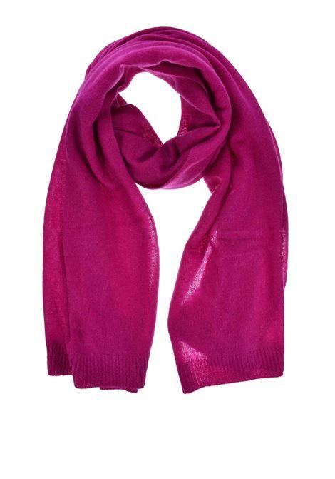 Accessori Donna Sciarpa in Puro Cachemire Prugna Seeberger Est 1890 | Sciarpe e foulard | 0167080026