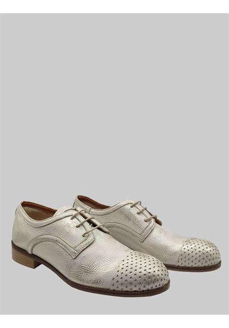 Spatarella | Lace up shoes | 1806PLATINO