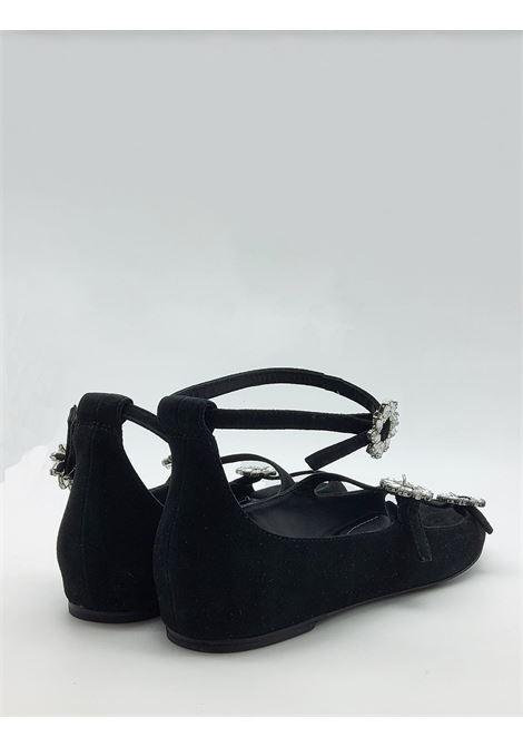 Lola Cruz | Sandals | 092Z30BKNERO