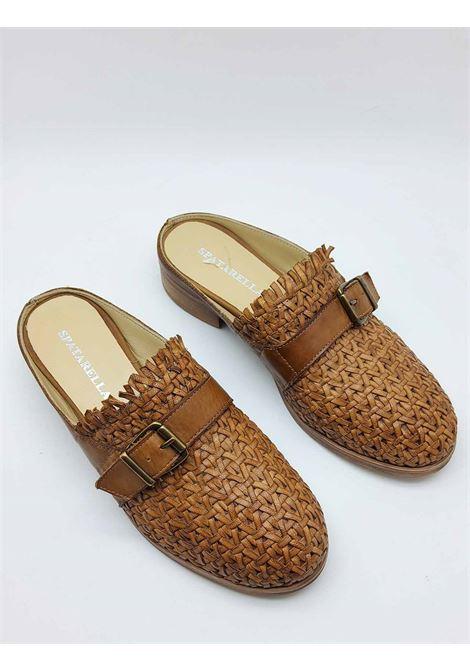 Spatarella | Sandals | A166CUOIO