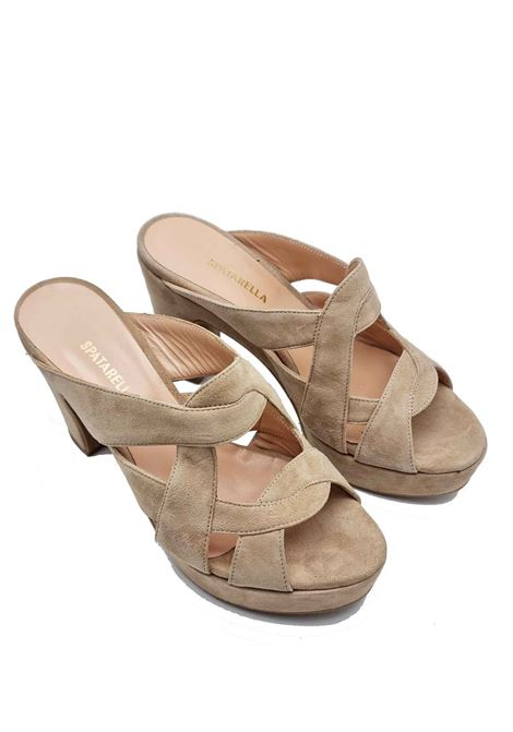 Spatarella | Sandals | MONIA4TAUPE