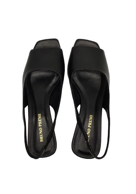 Flat Sandals Woman Bruno Premi   Sandals   BZ0704XNERO
