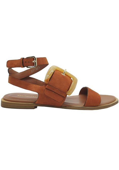 Women's Sandals Low Side Buckle Bruno Premi | Sandals | BZ0901XCUOIO