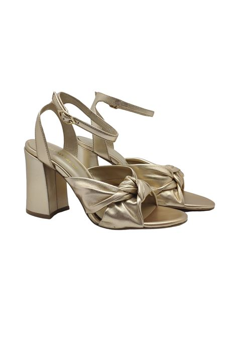 Laminated Women's Sandals Bruno Premi | Sandals | BZ2301XPLATINO