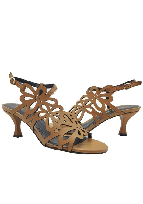 Lasered Woman Sandals Bruno Premi | Sandals | BZ3402XCUOIO