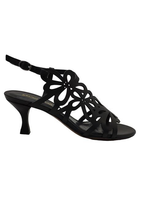 Lasered Woman Sandals Bruno Premi | Sandals | BZ3402XNERO