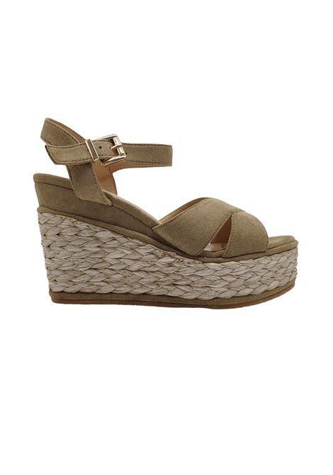 Women's Rope Sandals Exe | Sandals | 111BEIGE
