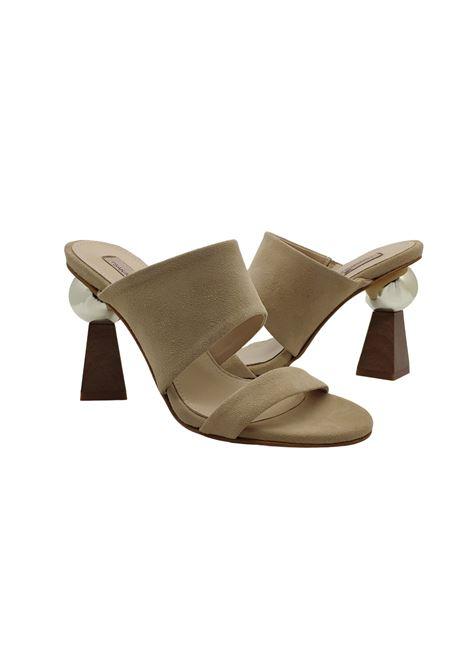 Elegant Women's Sandals Exe | Sandals | 694BEIGE