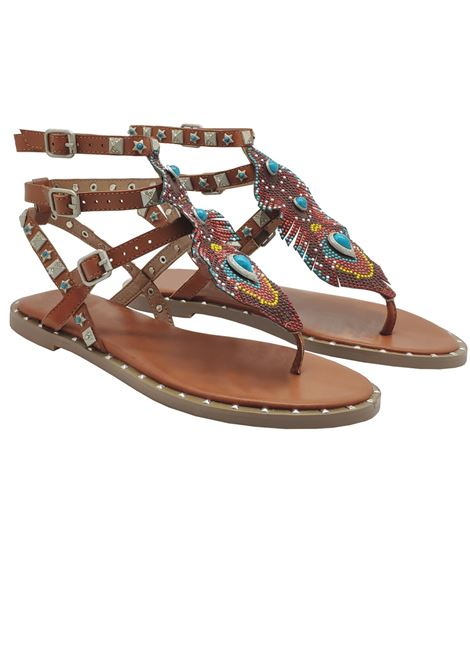 Flat Sandals Woman Exe | Sandals | 951CUOIO