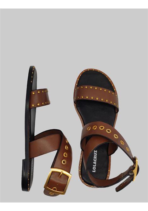 Lola Cruz | Sandals | 122Z10BKCUOIO