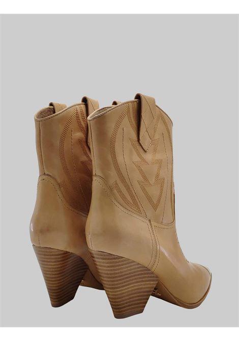 Lola Cruz | Ankle Boots | 293T10BKCAMEL
