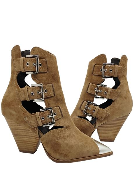 Lola Cruz | Ankle Boots | 294T30BKCUOIO
