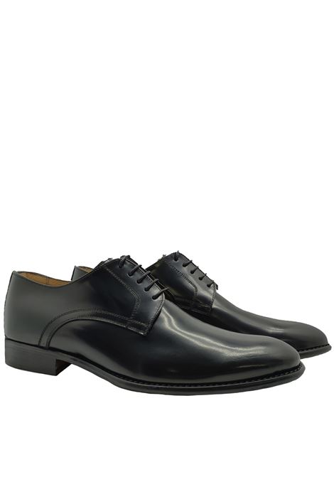 Spatarella | Lace up shoes | 02200NERO