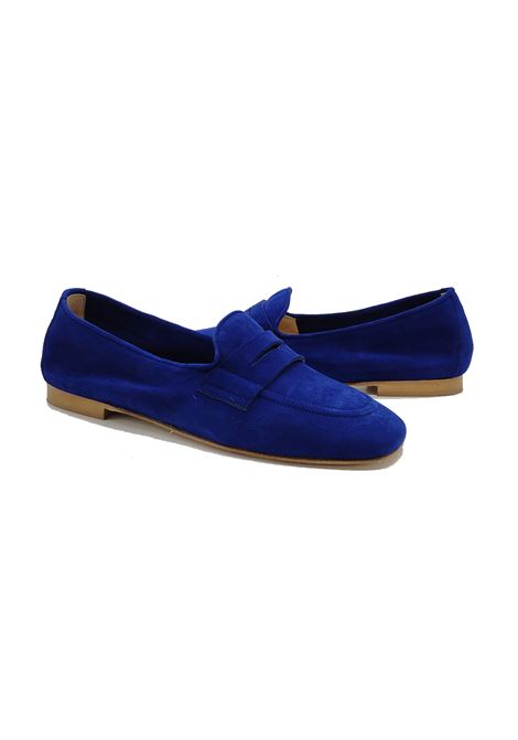 Unlined Women's Loafers Spatarella | Mocassins | 430BLU