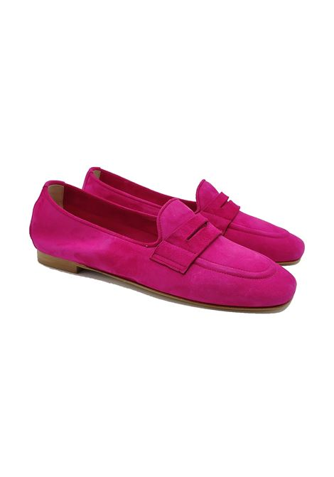 Unlined Women's Loafers Spatarella | Mocassins | 430FUXIA