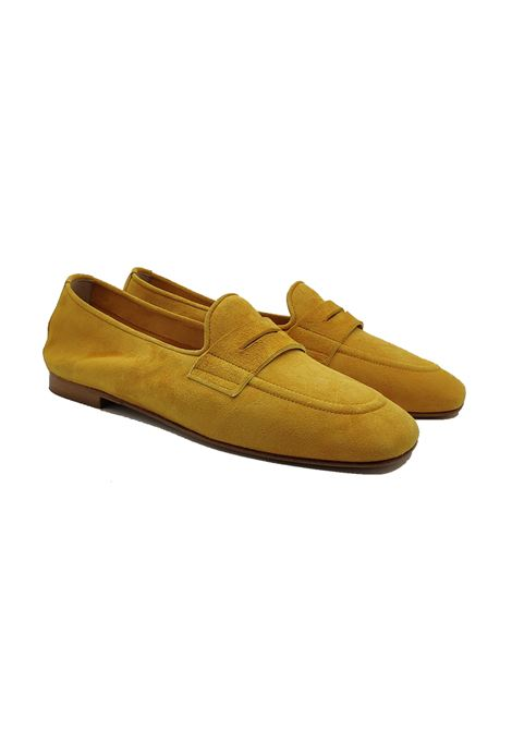Unlined Women's Loafers Spatarella | Mocassins | 430SENAPE