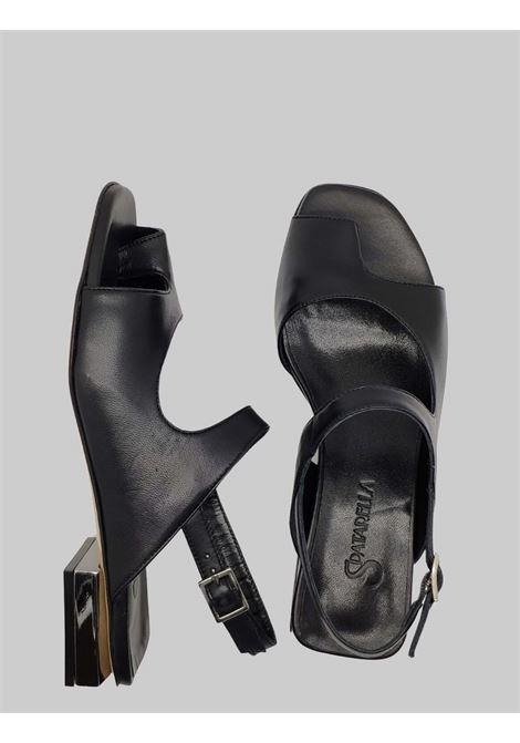 Spatarella | Sandals | 9004NERO