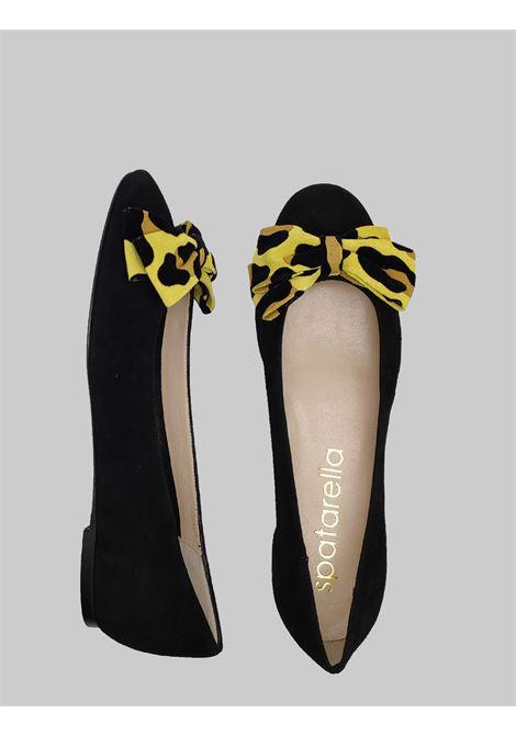 Spatarella | Ballerinas | A2830NERO