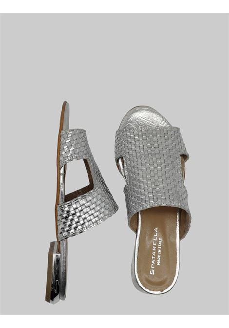Spatarella | Sandals | AB22ARGENTO