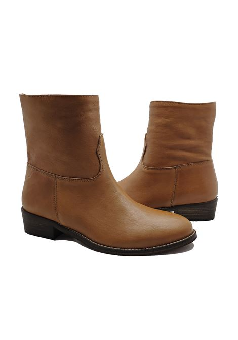 Women's Ankle Boots Tubo Spatarella | Ankle Boots | COMBOCUOIO