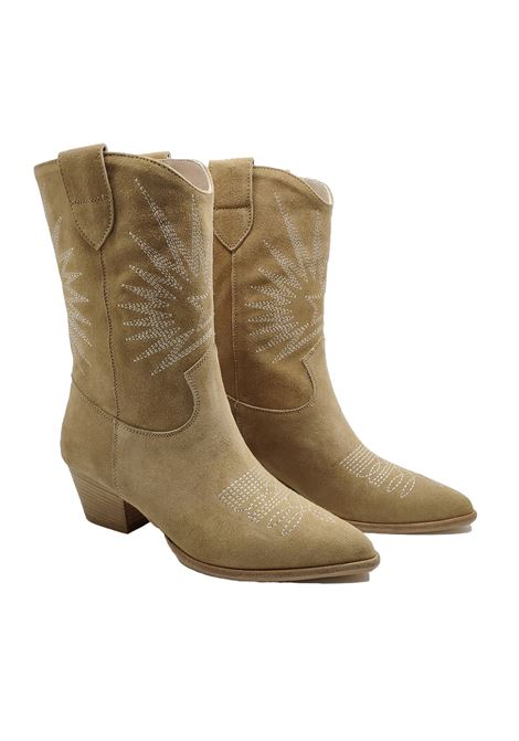 BOOTS Spatarella | Boots | G94CAMEL