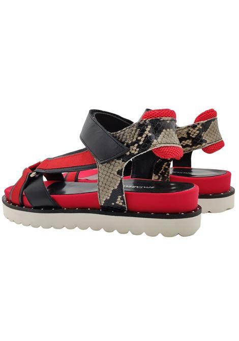SANDALS Spatarella | Sandals | S200ROSSO