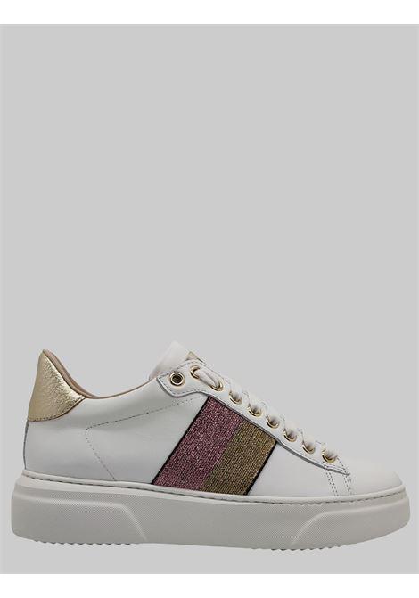 Sneakers Donna Pelle Stokton | Sneakers | 741DBIANCO