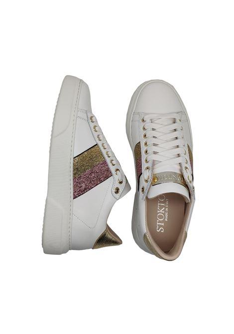 Stokton | Sneakers | 741DBIANCO