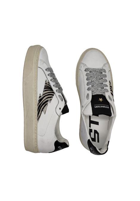 Sneakers Donna Pelle Stokton | Sneakers | BLAZE-DBIANCO