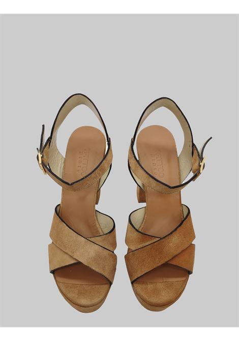 Tattoo | Sandals | SANDRA 3CUOIO