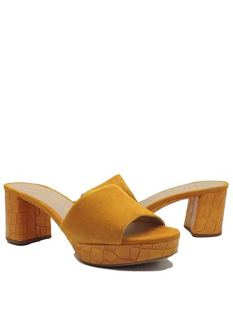 Unisa | Sandals | NAGERMOSTARDA