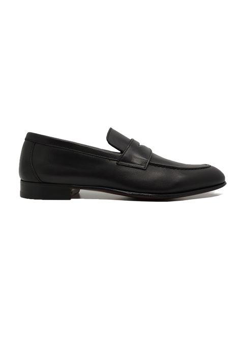 Men's Unlined Loafers Jerold Wilton | Mocassins | 1101NERO